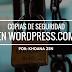 Copias de seguridad en Wordpress.com