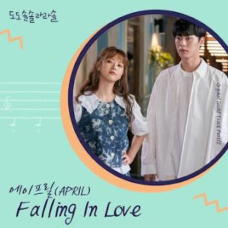 APRIL (에이프릴) FALLING IN LOVE