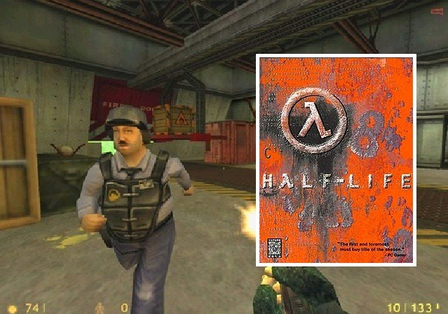 Half-Life - Top 10 Old PC Games That Are Still Worth Playing