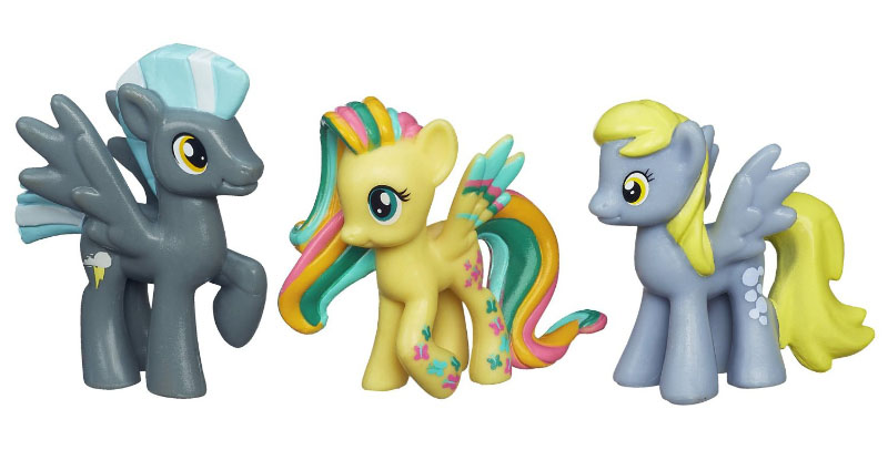 My Little Pony Soaring Pegasus Set