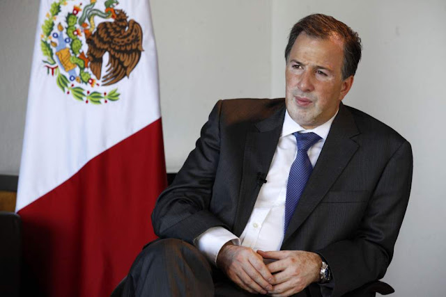 """México le debe mucho al PRI, """"Erradicamos la pobreza"""" afirma José Antonio Meade"""