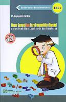 Judul Buku : Besar Sampel dan Cara Pengambilan Sampel dalam Penelitian Kedokteran dan Kesehatan