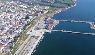 Γ. Μαυρομάτης κατά δημιουργίας ναυπηγοεπισκευαστικής ζώνης (ΝΑ.ΖΩ) στην Ν.Μηχανιώνα