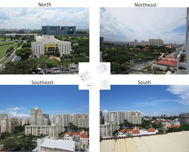 Katong Regency Aerial View