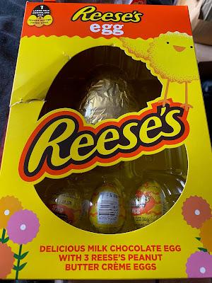 Reese's Easter Egg 2020