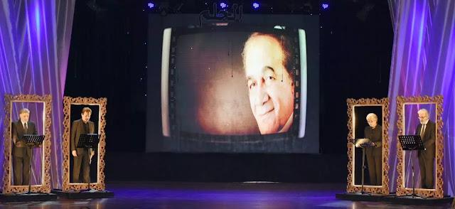 """وزيرة الثقافة تُكرم اسم الفنان الكبير محمود ياسين بـ """"الحلم"""" على المسرح القومي"""