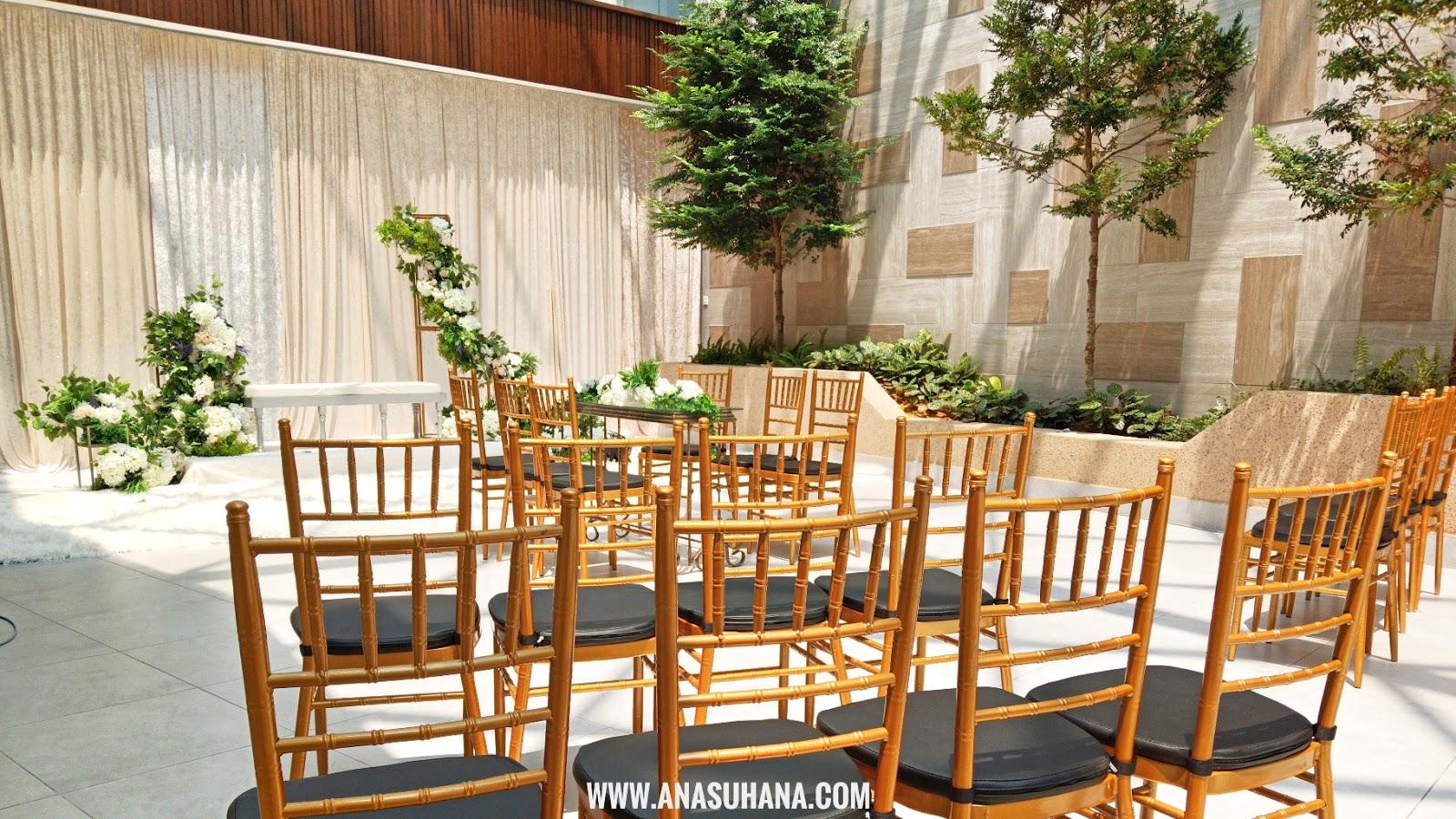 Pakej Perkahwinan Lengkap MAHSA Events