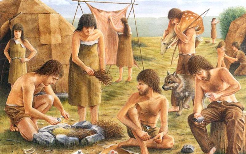 Antik İnsanlar