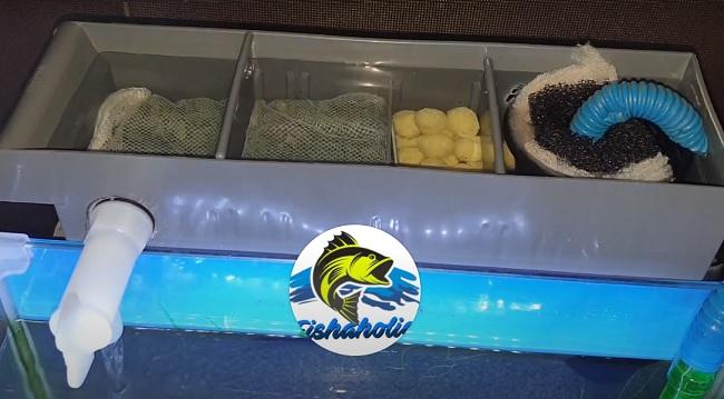 How to build Homemade Aquarium SUMP Filter