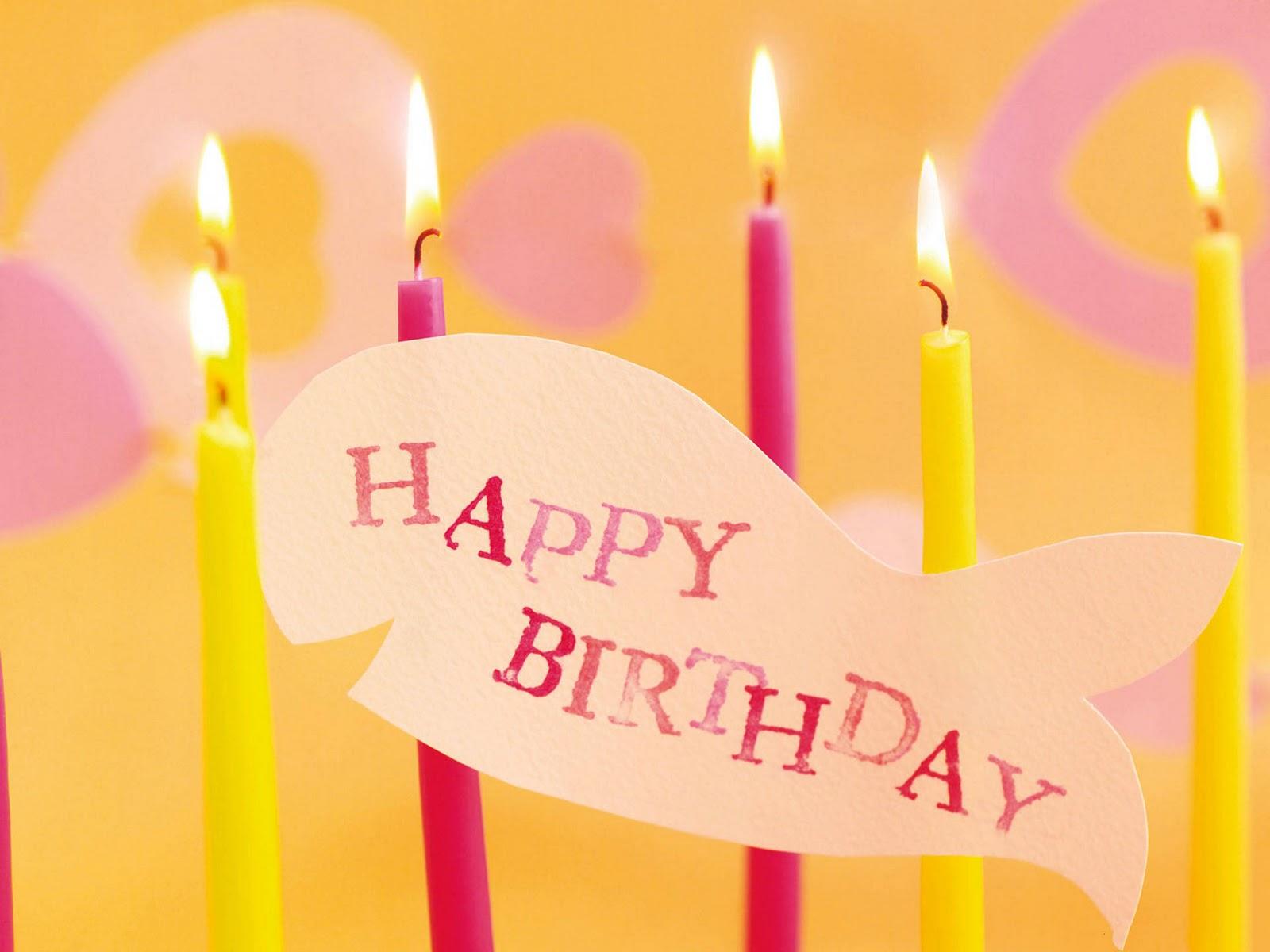 Happy Birthday Card Amp Wallpapers Hindi Sms Good Morning