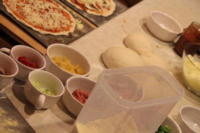 IMG 7543 - Homemade Pizza Dough