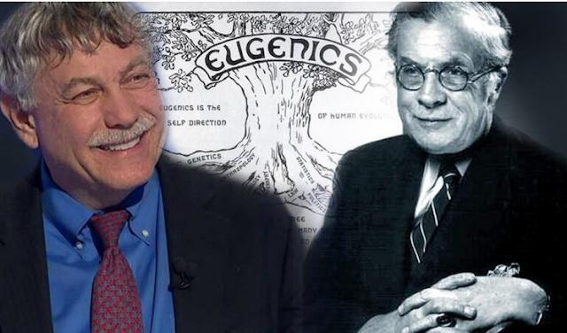 Cómo lo impensable se volvió pensable: Eric Lander, Julian Huxley y el despertar de los monstruos durmientes