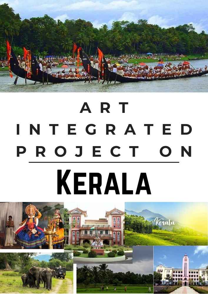 Art Integrated Project on Kerala