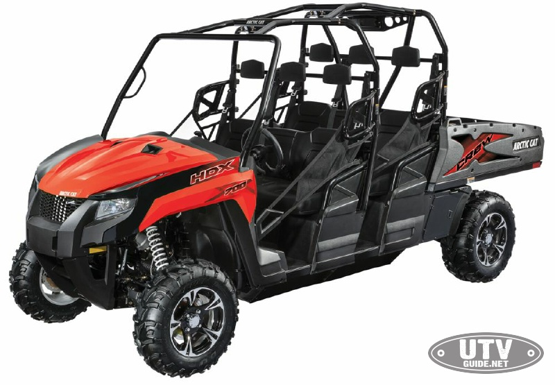 Arctic Cat Unveils Mid-Year Side-by-Sides - UTV Guide