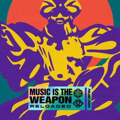 Major Lazer - Hands Up (feat. Moonchild Sanelly & Morena Leraba) [Download]