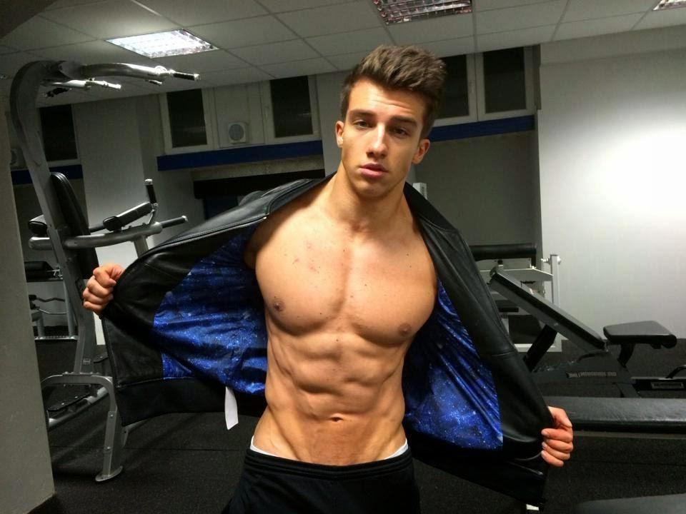 handsome-male-model-open-shirt-taking-clothes-off-fit-body-pecs-v-line