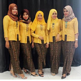 Foto Baju Muslim Kebaya