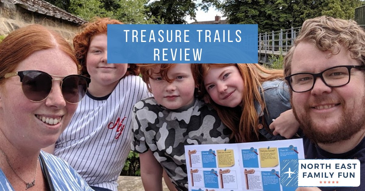 Treasure Trails Review