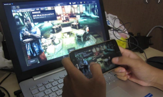 Main Game PC di Android Tanpa PC