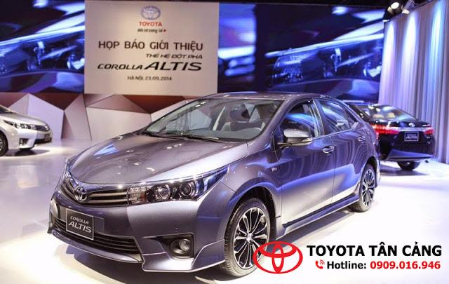 toyota%2Bcorolla%2Baltis%2B2015 - Ford Focus 2016 trình làng thách thức Toyota Altis tại Việt Nam - Muaxegiatot.vn