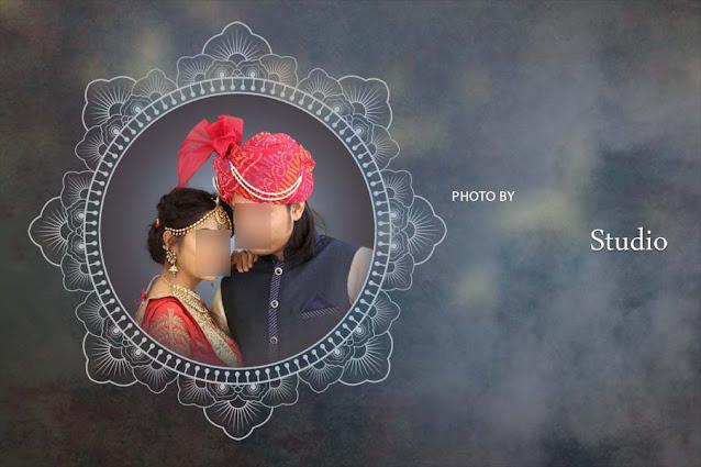 Indian Wedding Album 12x18 Cover Designs