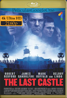 La última fortaleza (2001) [4K WEB-DL-HDR] [Latino-Inglés] [LaPipiotaHD]