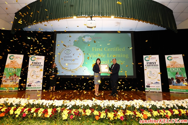 Australian International School Malaysia (AISM) Recognized as First Certified Visible Learning School in the World