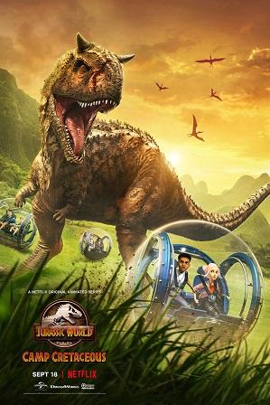 Jurassic World: Camp Cretaceous Season 1 Full Hindi Dual Audio Download 480p 720p All Episodes [Netflix Series]