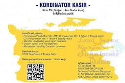 Lowongan Kerja  Indo Super Grosir Cianjur