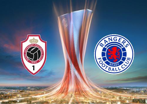 Antwerp vs Rangers -Highlights 18 February 2021