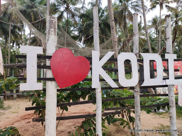 I love Kodi beach