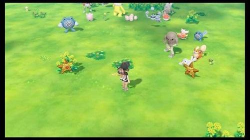 Gặp lại với đám pokemon cũ quả là...xúc động phải chứ nào!