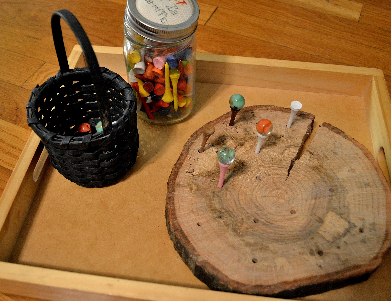 From The Hive: new preschool table activities