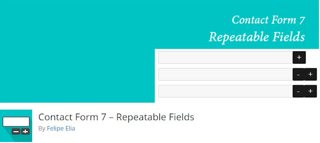 Repeatable field Add-ons CF7