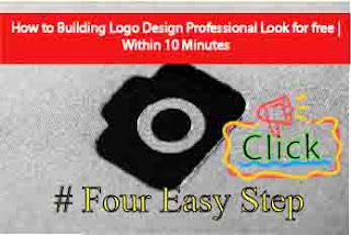 Building Logo Design within 10 minutes