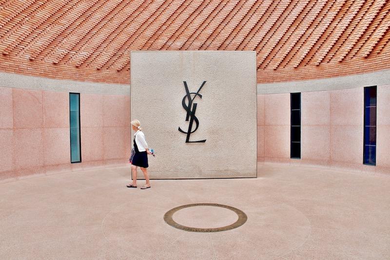 Laurent muzeum maroko, Laurent muzeum morocco
