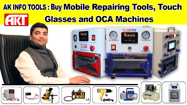 OCA Lamination Machine in Surat