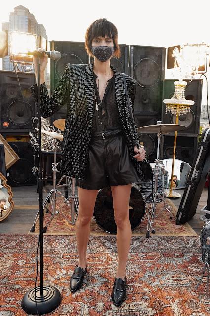 Rebecca Minkoff Spring Summer 2021 SS21 Presentation in New York by fashion blogger Kelly Fountain