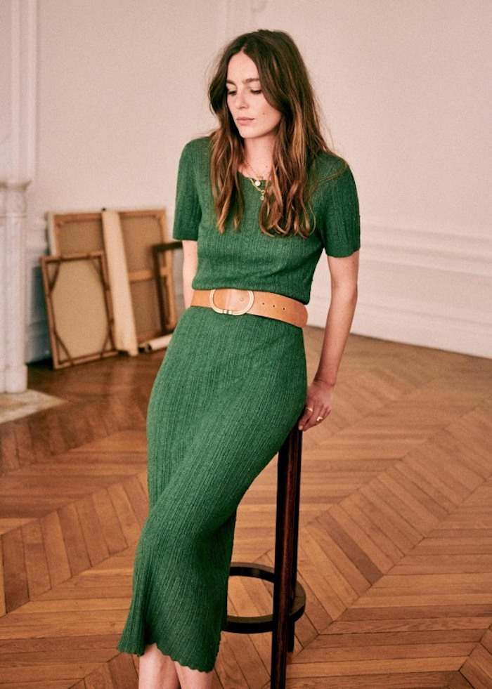 Sézane, Sézane Fall 2020 Collection, Sézane Capsule Collection, Sézane Lookbook, Sezane