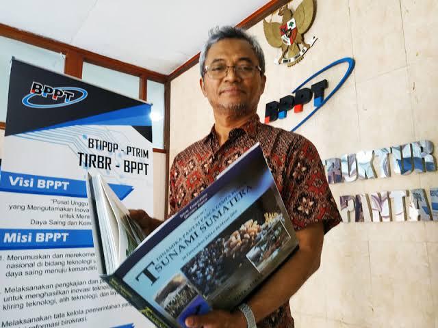 Pakar BPPT: Mengacu Katalog Wichman, Potensi Tsunami 20 Meter Tak Lama Lagi