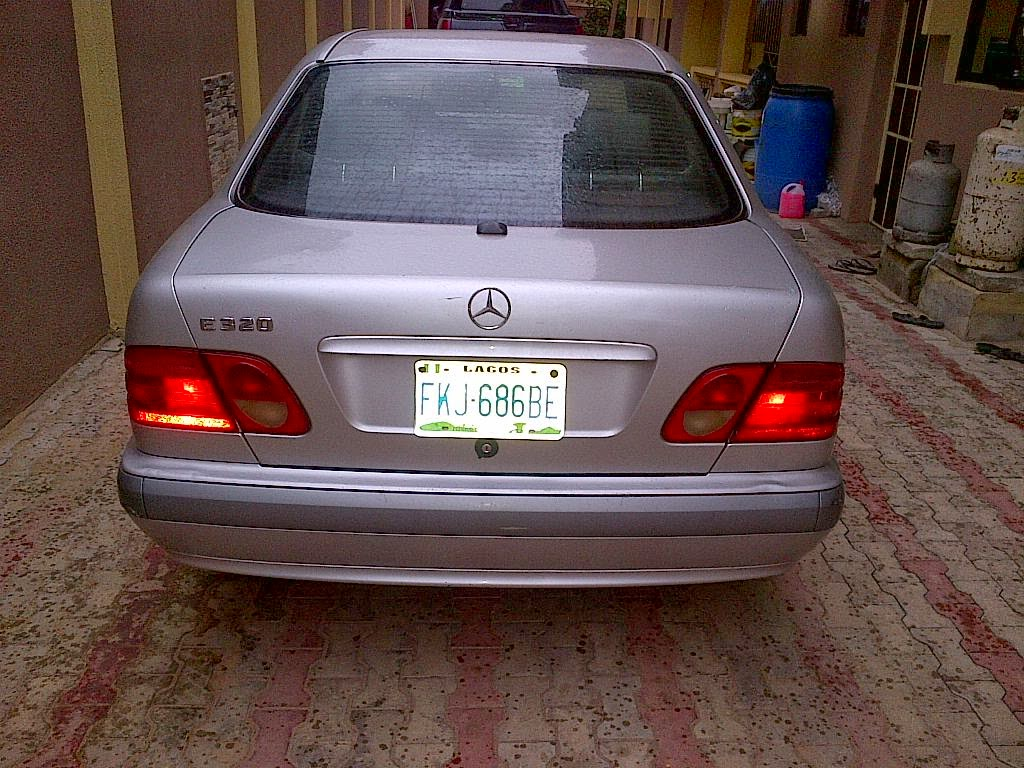 Toyota Pay By Phone >> Very Clean Nigeria Use Mercedes Benz E320 For Sale In ...