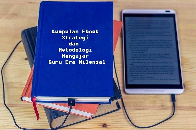 Ebook Metode dan Strategi Pembelajaran
