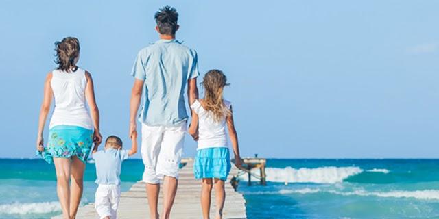 5 Cara Berlibur Tidak Ribet Bersama Anak
