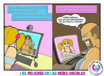 Beneficios Y Riesgos De Las Redes Sociales Beneficios Y