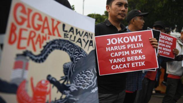 KPK Bukan Kumpulan Pengecut Kawakan