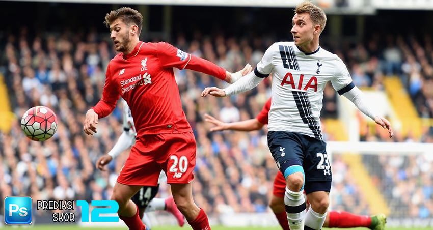 Prediksi Skor Tottenham vs Liverpool
