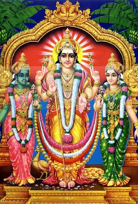 Subramanya Karavalambam Lyrics in English