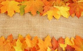leaves and hessian art and craft