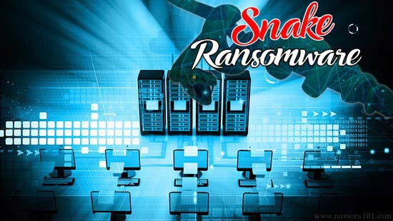 Newly Snake Ransomware detected targets all Connected devices