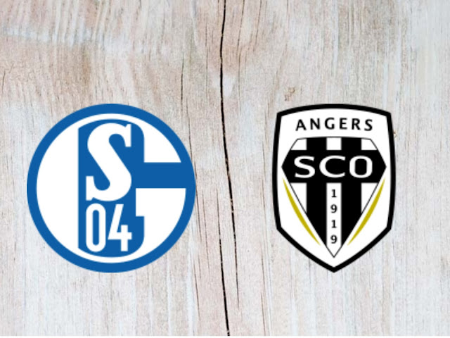 Watch Schalke 04 vs Angers SCO - Highlights - 05 August 2018